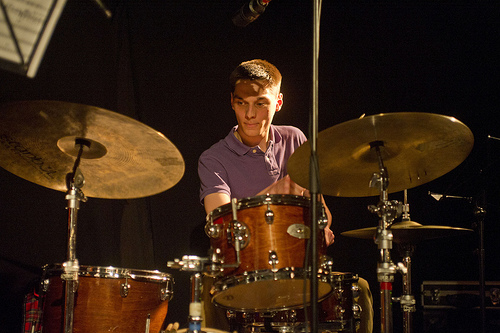 Ross on Drums 4