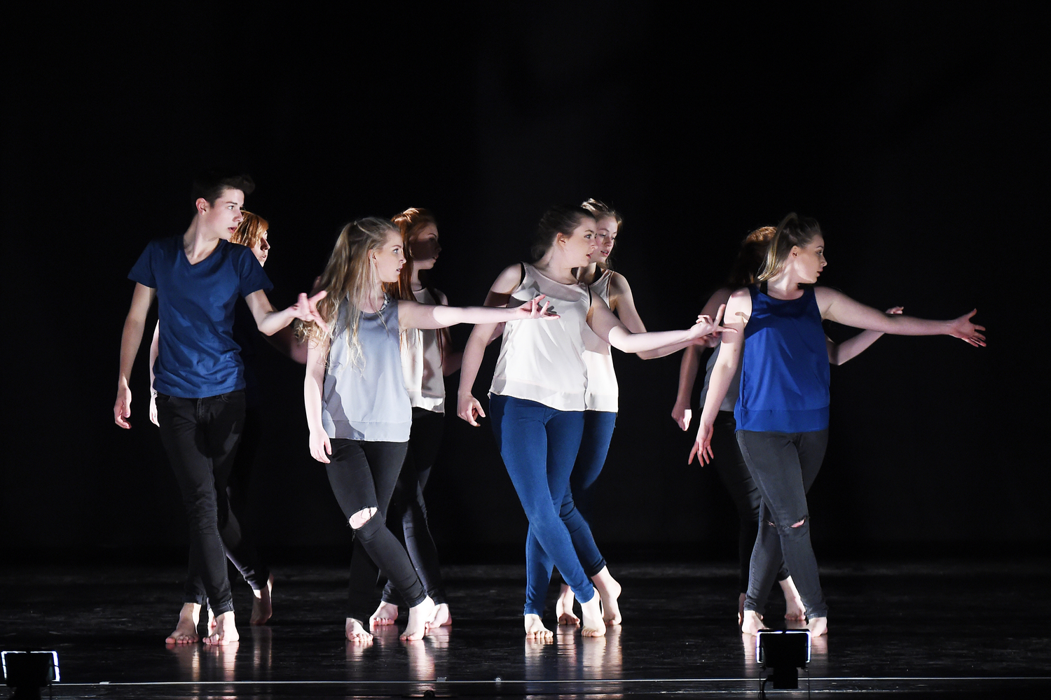Glasgow Youth Dance Company 3